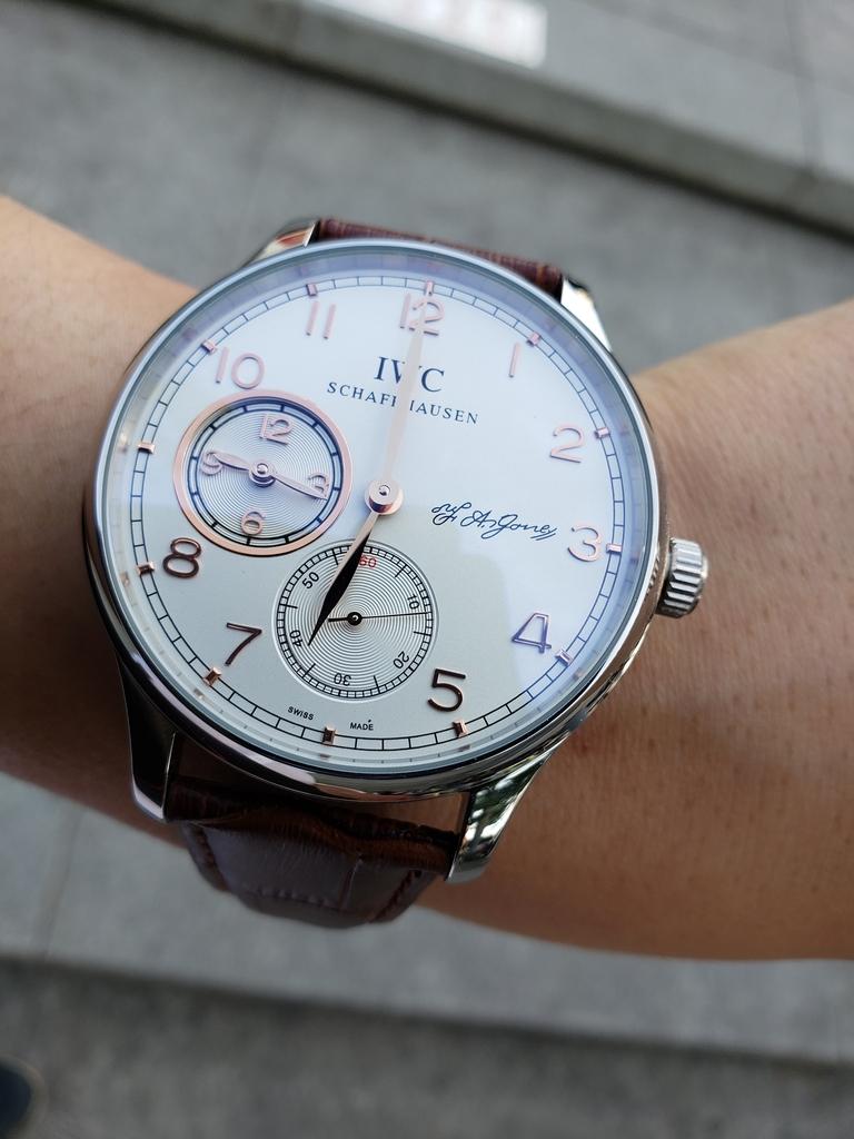중국에서 팔리는 가짜 명품 시계