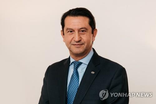 호세 무뇨스 현대차 글로벌 최고운영책임자(COO) 겸 북미권역본부장(사장)