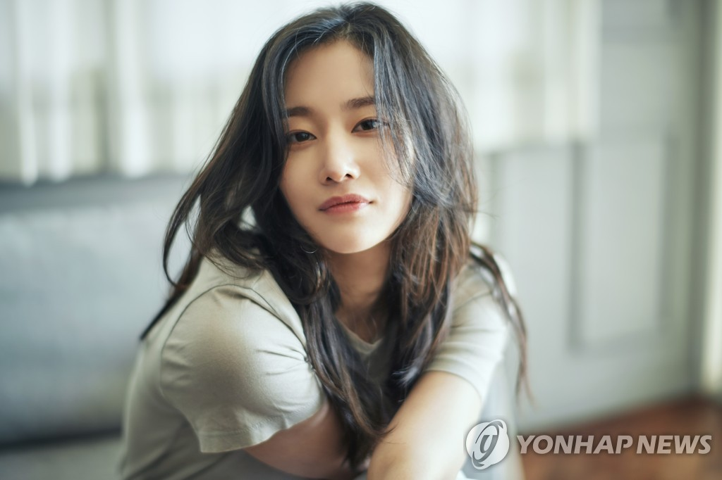 This photo provided by My Company shows actress Jeon Jong-seo. (PHOTO NOT FOR SALE) (Yonhap)