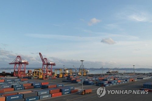 S. Korea's Nov. trade terms plunge at fastest clip in more than 7 years