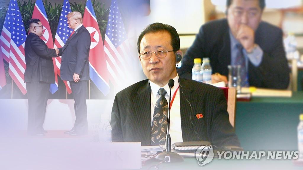 김계관 북한 외무성 고문(CG)