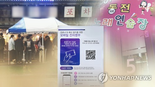 S. Korea to test QR codes at nightclubs, eateries, cinemas to contain virus