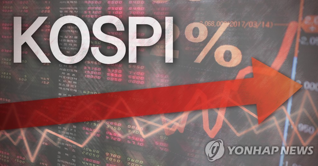 (LEAD) Seoul stocks up for 5th session on recovery hope - 1