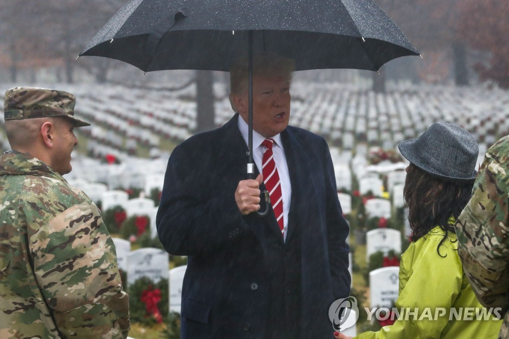 US-POLITICS-TRUMP-ARLINGTON-CEMETARY
