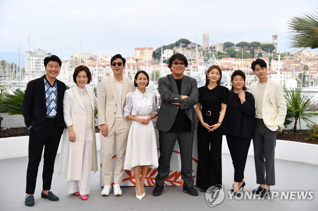 Director Bong Joon-ho: stairs are a key metaphor in 'Parasite