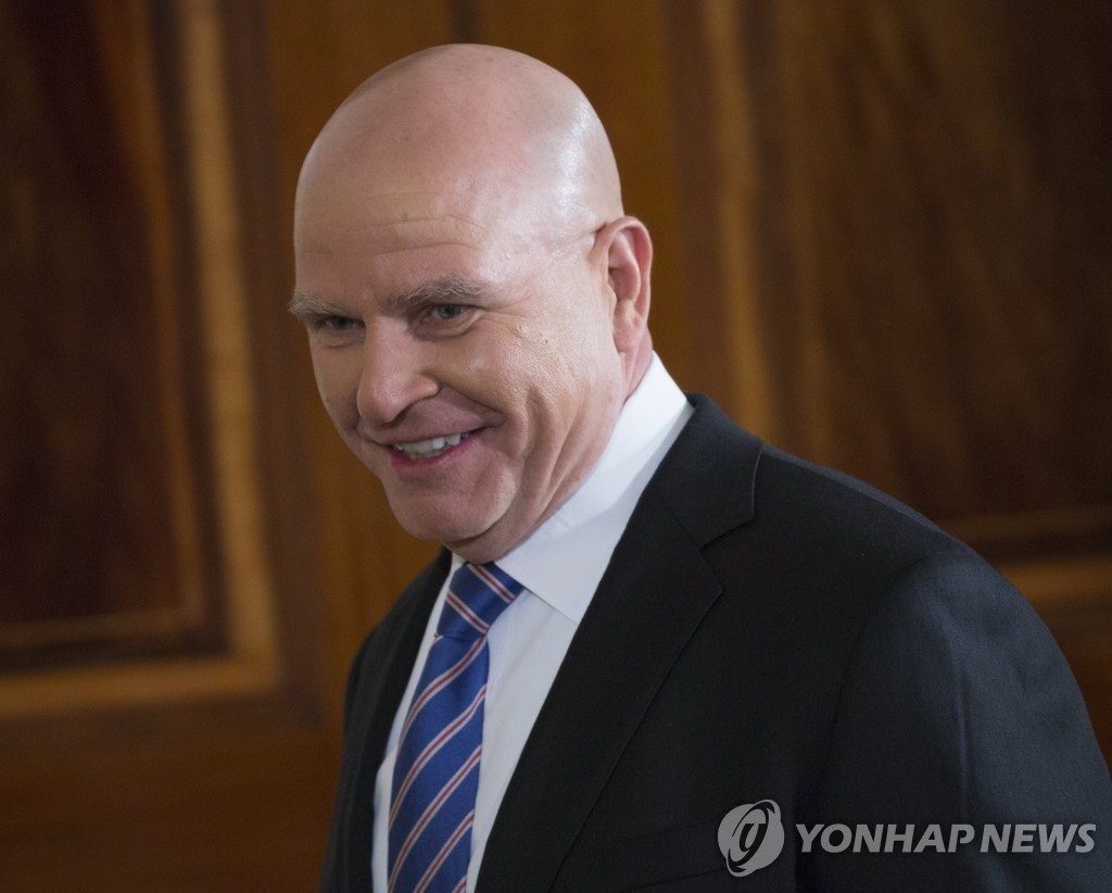 This EPA file photo shows former U.S. National Security Adviser H. R. McMaster. (Yonhap)