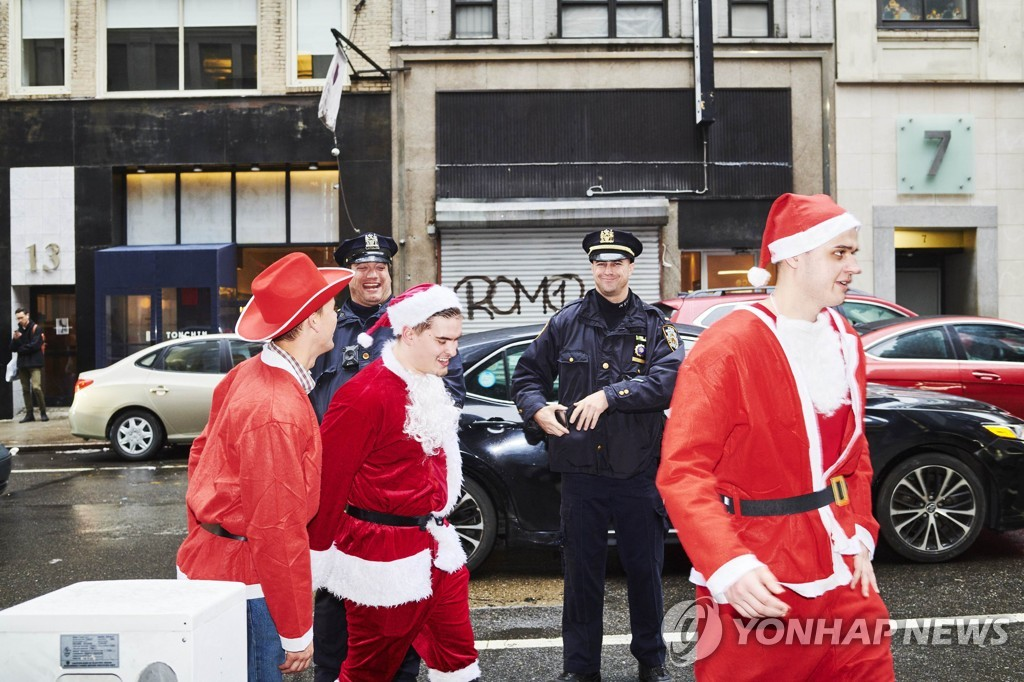 US-ANNUAL-SANTACON-BAR-CRAWL-TAKES-PLACE-IN-NEW-YORK-CITY