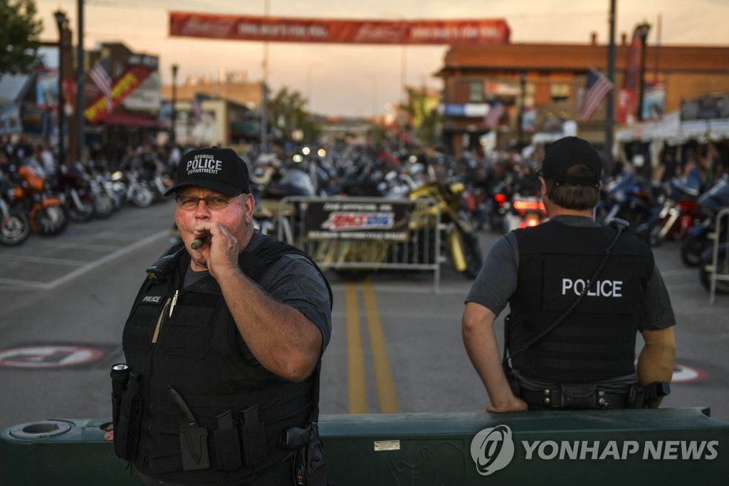 US-ANNUAL-STURGIS-MOTORCYCLE-RALLY-TO-BE-HELD-AMID-CORONAVIRUS-P