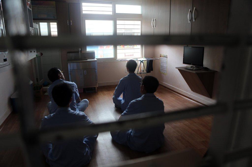 부산교도소 수용동