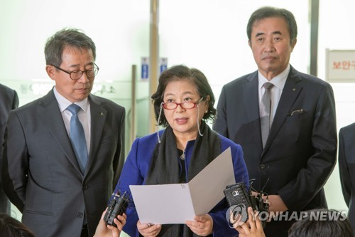 (LEAD) Tour program to Mount Kumgang unlikely to be resumed this year: Hyundai chief