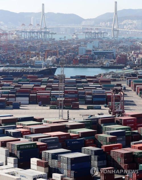 (3rd LD) S. Korea's exports hit record high in 2018