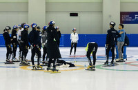 Nat'l short track speed skaters kicked out of training center over sexual harassment