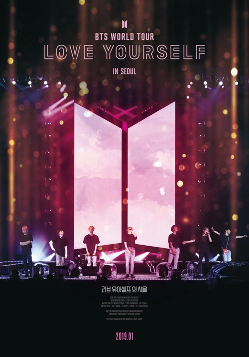 BTS concert film to go on screen worldwide on Jan. 26