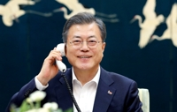 (2nd LD) (US-NK summit) S. Korea ready to resume inter-Korean cooperation to help denuclearization: Moon