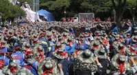 Hyundai Heavy workers to stage partial strike amid wage dispute