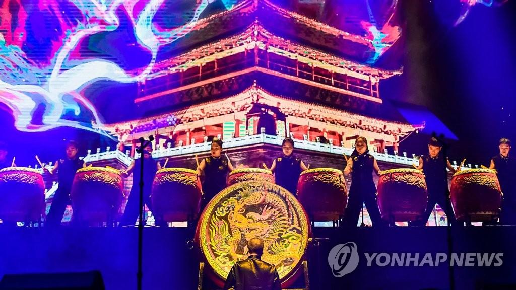WCG 2019 Xi'an' 화려한 폐회식 | 연합뉴스