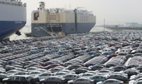 S. Korea's auto exports to U.S. jump through Sept.