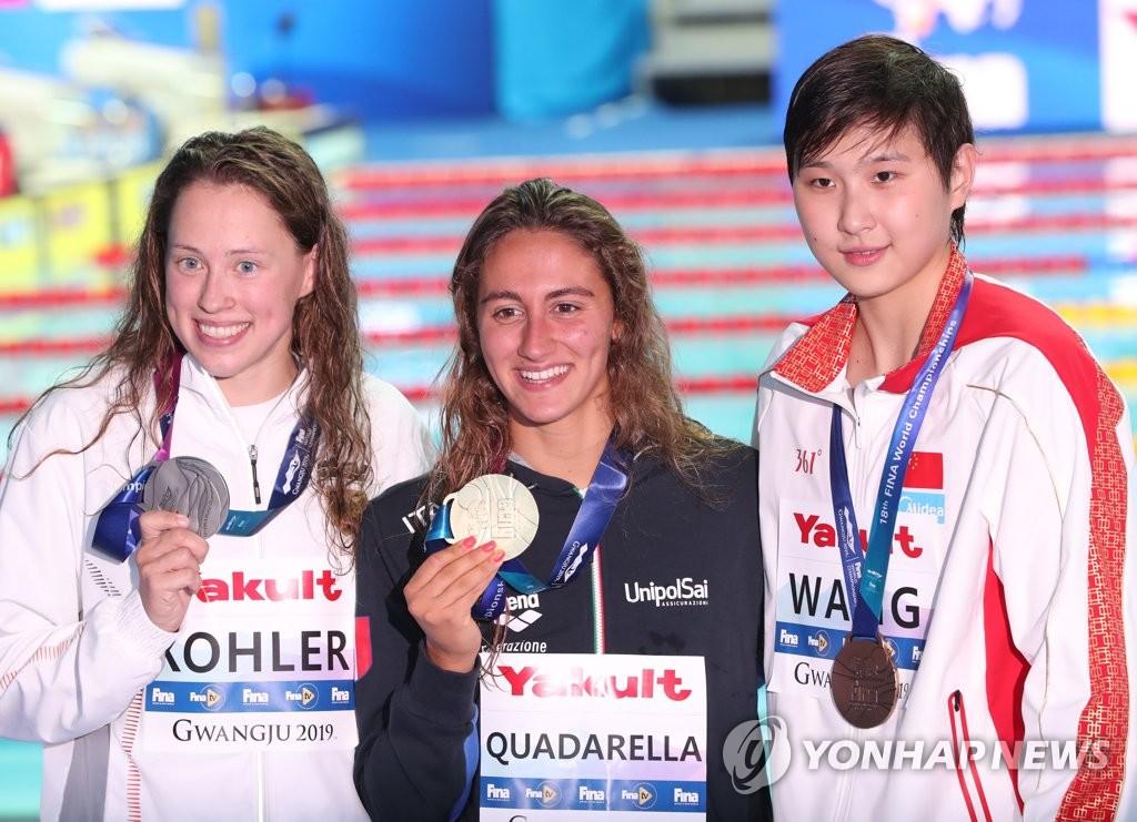 Resultado de imagem para Sarah Kohler, Gwangju
