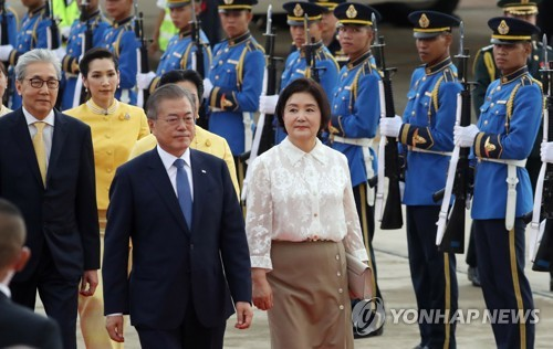 S. Korea, Thailand to hold summit on high-tech industry cooperation
