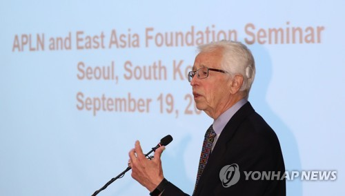(Yonhap Interview) U.S. expert calls for 'tailored sanctions relief' on path to N.K. denuclearization