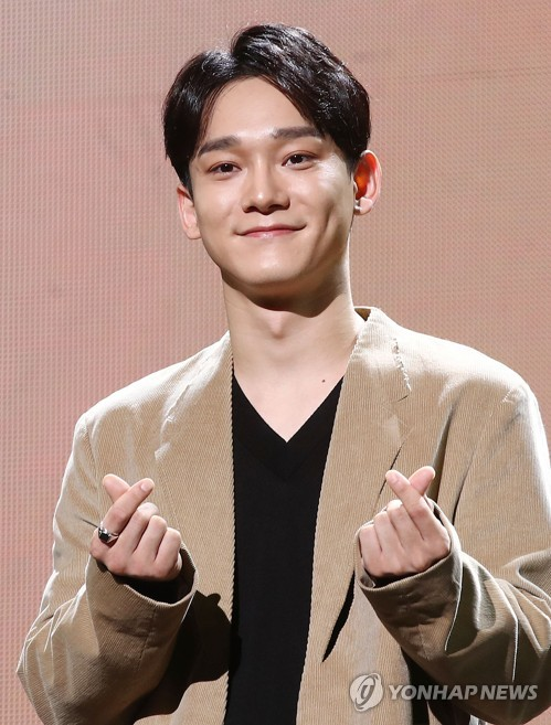 (LEAD) EXO's Chen breaks surprise marriage news, hints at fiance's pregnancy