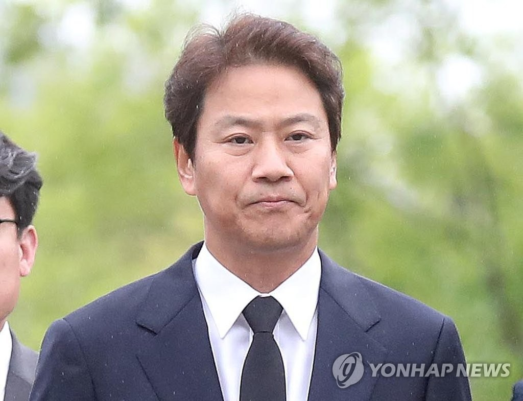 Im Jong-seok, former presidential chief of staff (Yonhap)