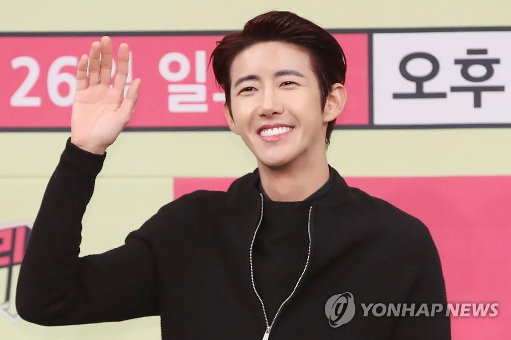 S. Korean entertainer Hwang Kwang-hee   Yonhap News Agency