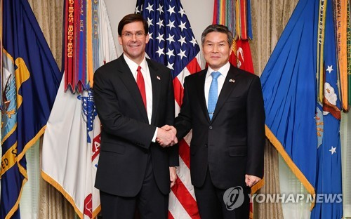 S. Korea, U.S. to continue combined exercises in adjusted manner: defense minister