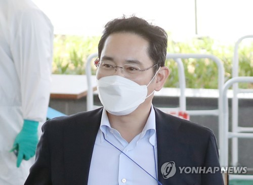 Samsung heir questioned over 2015 merger of key affiliates