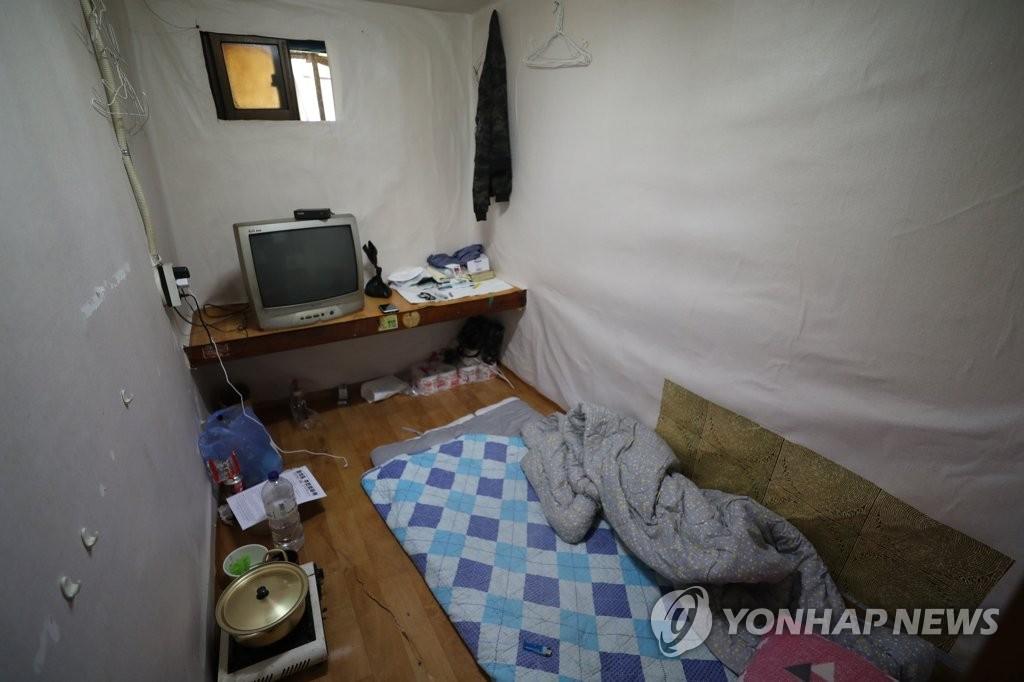 이른 무더위에 쪽방촌 '시름' | 연합뉴스