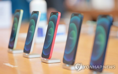 S. Korea's smartphone market tipped to grow over 10 pct this year