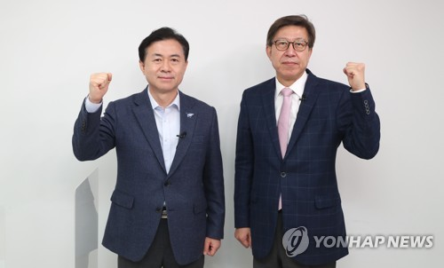 Opposition Busan mayoral candidate leads ruling party rival by wide margin: poll