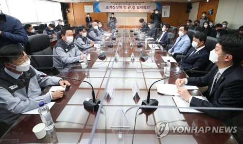 Meeting to normalize ailing SsangYong Motor