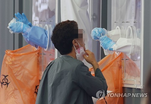 Gov't to decide on conditional approvals of 2 virus self-test kits: acting PM