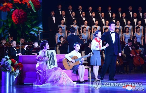 100th birth anniv. of N. Korean composer Kim Hyok