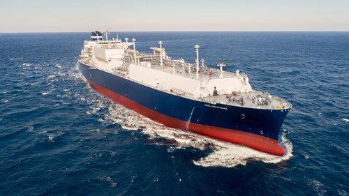한국조선해양의 LNG선