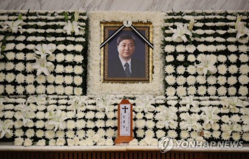 Ex-lawmaker, eldest son of former President Kim Dae-jung, dies