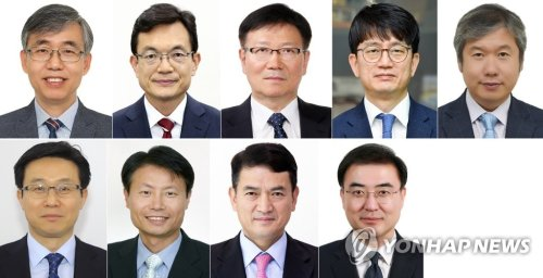 Moon replaces vice foreign, unification, defense ministers