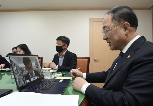 S. Korea calls for allocation of Special Drawing Rights